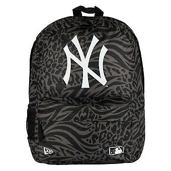 Gym Bag Nová éra MLB PRINT STADIUM Grey