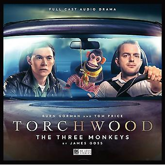 Torchwood 43 Three Monkeys by Goss & James