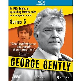 George doucement : série 5 importer des USA [BLU-RAY]