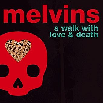 Melvins - Walk with Love & Death [CD] USA import
