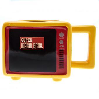 Super Mario Retro Varme Skiftende Krus