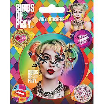 Birds Of Prey Seeing Stars Vinyyli tarrat (Pakkaus 5)