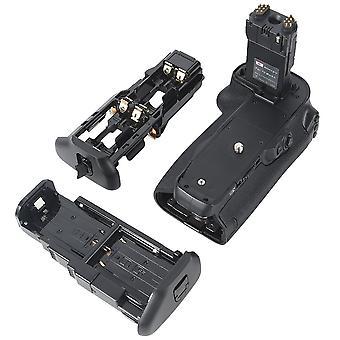 Dste multi-puissance support de poignée de batterie verticale compatible avec canon eos 7d mark ii camer reflex numérique