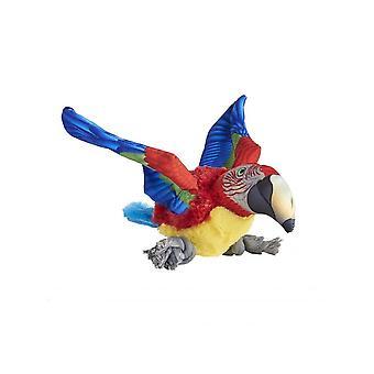 KTR Group Parrot Plush Dog Toy