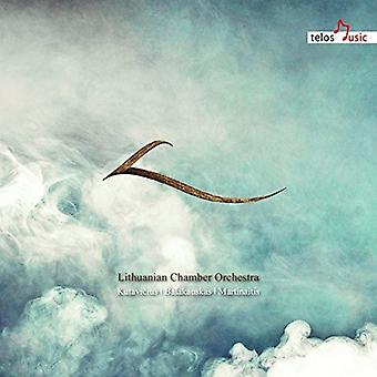 Kutavicius / Lithuanian Chamber Orchestra - Kutavicius / Balakauskas / Martinaitis [CD] USA import