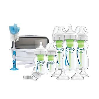 Dr browns options+ newborn gift set