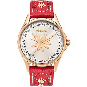 Ladies Watch Hanowa 16-6096.09.001.04, Quartz, 36mm, 5ATM