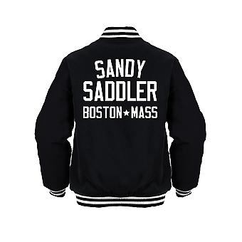 Sandy Saddler Boxing Legend Jacket