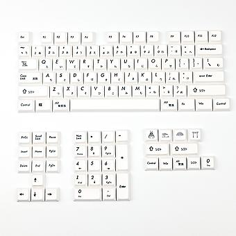 Xda Profile Pbt Dye Sublimated Keycaps 1.75u 2u Keys For Mechanical Keyboard