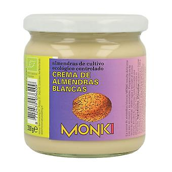 Organic White Almond Cream 330 g