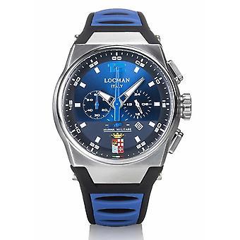 Locman Wristwatch MARINA MILITARE 0555A02S-00BLMMSB