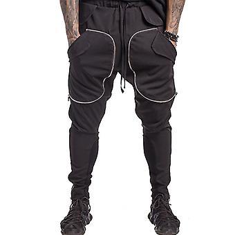 Męskie&S Moda Fitness Spodnie sportowe M76