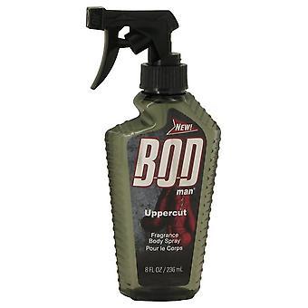 Aerosol del cuerpo del gancho de BOD hombre por Parfums De Coeur 8 oz aerosol del cuerpo