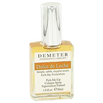 Demeter Dulce De Leche Cologne Spray door Demeter 1 oz Cologne Spray