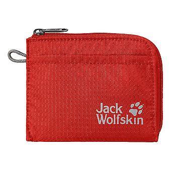 Jack Wolfskin Kariba Air Wallet - Lava Red