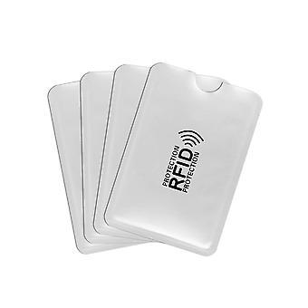 Anti Rfid Peněženka blokující čtečka Zámek Pouzdro na bankovní kartu