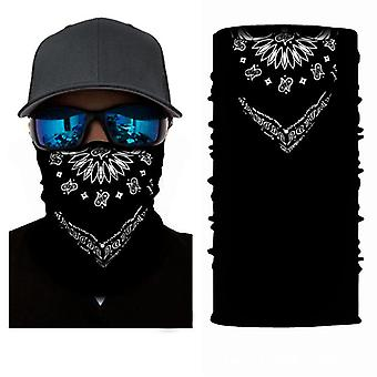 3Pcs soft cool uv resistant bandanas xhs-39