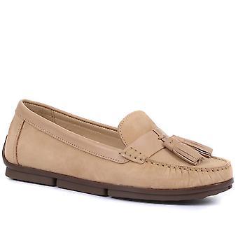 Jones 24-7 Womens Glendale Moccasin Loafers