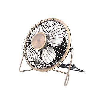 4 Inch Super Silent Mini Metal Desktop, Laptop Usb Fan