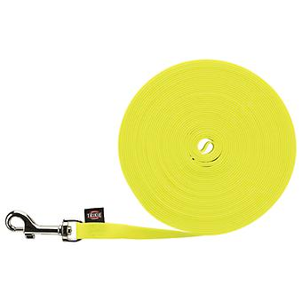 Trixie Easy Life Tracking Strap Neon Yellow (Dogs , Collars, Leads and Harnesses , Leads)