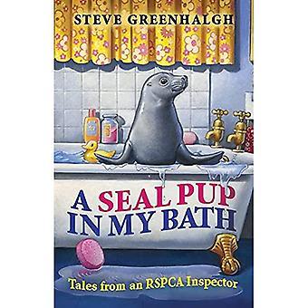 Um filhote de foca no meu banho: contos de um inspetor da RSPCA