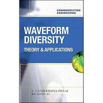 Waveform Diversity Theory  Applications by S PillaiKe Yong LiIvan SelesnickBraham Himed