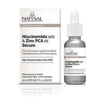 Serum with niacinamide & zinc pca 20 ml de serum