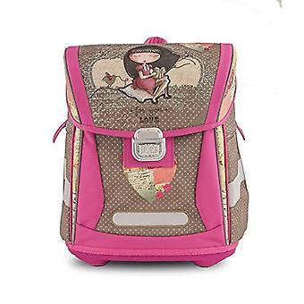 Anekke Ergo Schulranzen/Ergonomic Backpack Sweet Backpack Casual, 42 cm, 23 liters, Multicolore (Sweet)