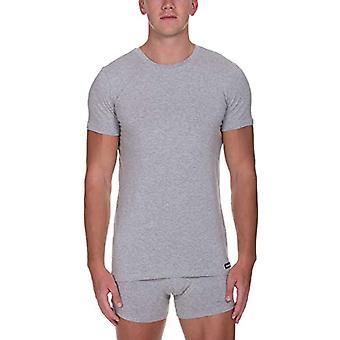 Bruno Banani Shirt Infinity Tank Top, Grey (Graumelange 103), M Men's