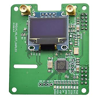 Duplex Rx Tx Uhf Vhf, Dmr Ysf Nxdn Dmr Slot 1&2+oled For Raspberry Pi
