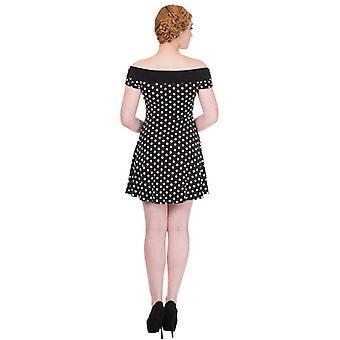 Verboden - REVERLY MINI DRESS - Mini Jurk Dames