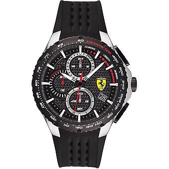 Scuderia Ferrari SF830732 PISTA Reloj para hombre