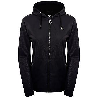 Dare 2B Damen/Damen Sie sind ein Gem Swarovski Leopard Print wasserdichte Jacke