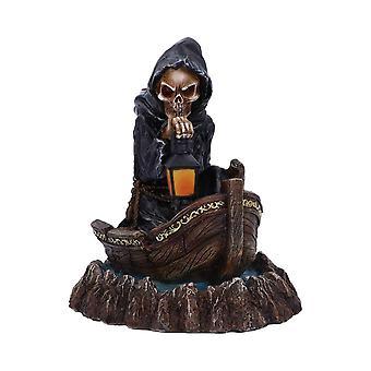 Nemesis Now Scent of the Styx Grim Reaper Backflow Incense Burner