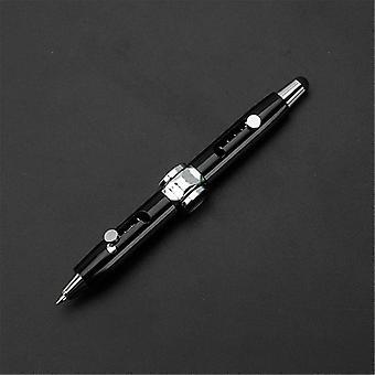 Fidget Pen Spinner Lelu, Edc Anti Stress Relief Metalli kuori Opiskelija, Lapset,