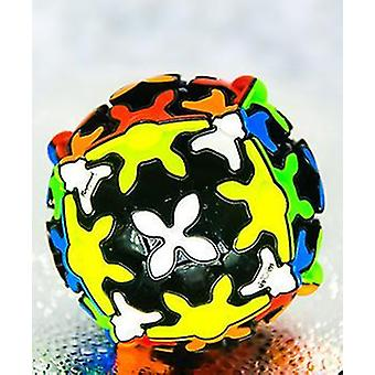 Vaihde pallo vaihde palapeli taika rubikin kuutio, ammatillinen logiikka peli koulutus lelu az7756