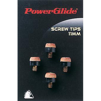 パワーグライドスクリューチップ - 11mm