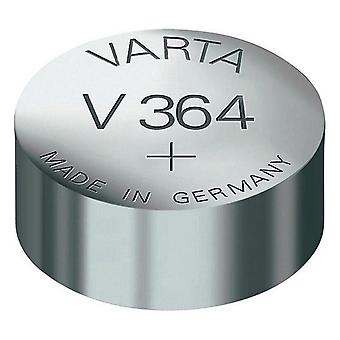 Varta da bateria da célula do botão de lítio Varta 00364 101 111 V364 20 mAh