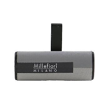 Millefiori Icon Textile Geometric Car Air Freshener - Oxygen 1pc