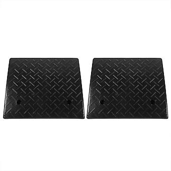 Rubber Curb Ramps For Car Vehicle Motorbike Wheelchair Threshold Ramp