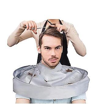 Creative DIY Fartuch Hair Cutting Coat Płaszcz Fryzjer Styliści Umbrella Cape Cięcie Płaszcz