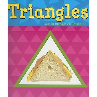 Triangles Shapes Books by Sarah L Schuette