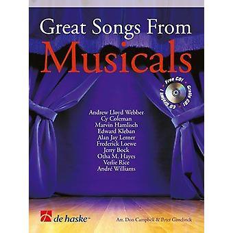 Großartige Songs aus Musicals