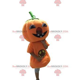 Giant Pumpkin Costume, Halloween Disguise