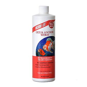 Microbe-Lift Lice & Anchor Worm - 16 oz (Treats up to 1,920 Gallons)