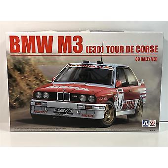 1988 BMW M3 E30 #9 TDC Rally 1:24 w skali Beemax 24016