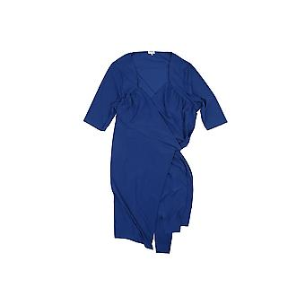 Kiyonna | Sweetheart Knit Wrap Dress