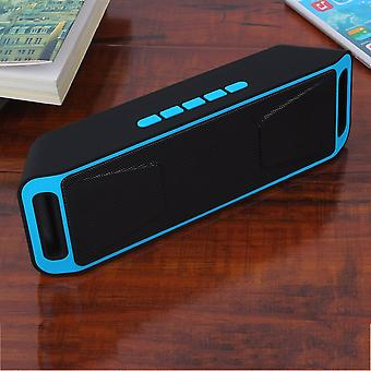 Bluetooth Wireless Speaker Portable Heavy Bass W/fm For Smart Phone&tablets