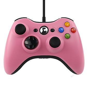 Usb bedrade controller voor Microsoft Xbox360 Console pc mobiele telefoon controle