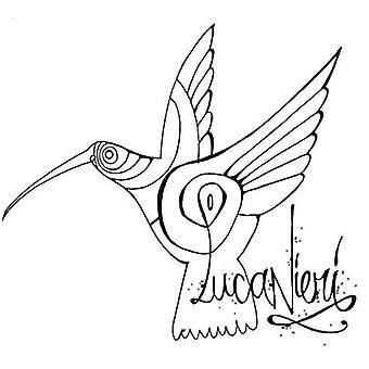 Luca Nieri - Hummingbird / Milk & Honey [Vinyl] USA import